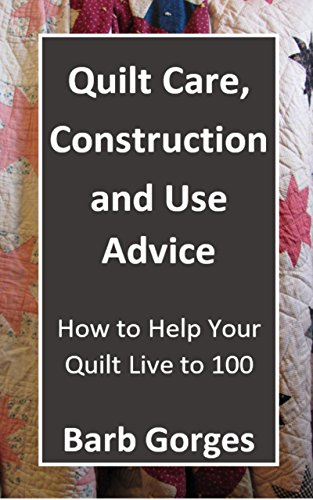 Quilt Care eBook cover